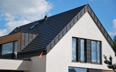 Nexmar -wykonanie pokrycia dachowego z dachówki Creaton Domino