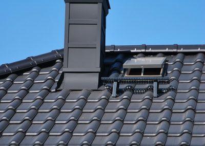 Akcesoriia dachowe Nexmat - ława kominiarska