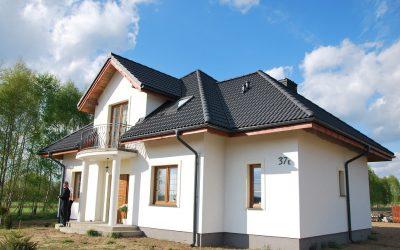 GÖTEBORG dachówka Creaton – realizacja Nexmar Choroszcz w Koplanach.