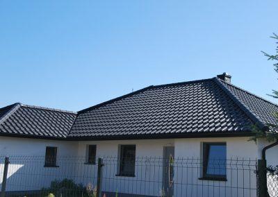 Dachówki i wycena Dachu Nexmar Creaton Titania