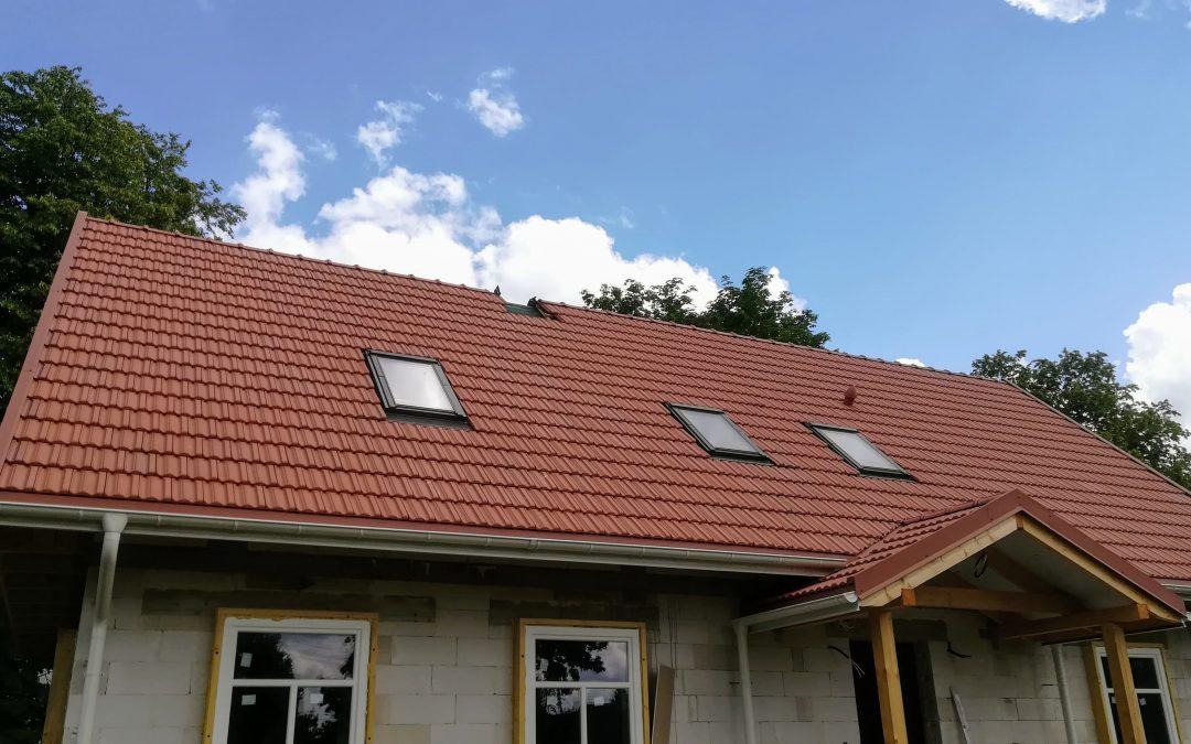 Marsylka Creaton Ratio – dach w starym stylu