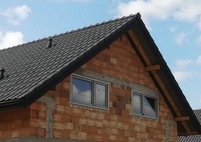 Dachówka ceramiczna Piemont marki Roben