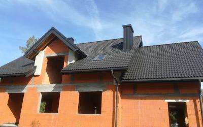 Braas Bałtycka – dachówka cementowa na dachu w Wólce Przedmieście- kolejna realizacja Nexmar