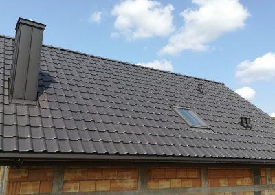 Dachówka Piemont okna Dachowe Dakea