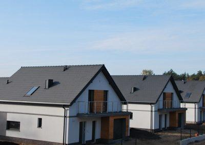 Dachówka płaska Kapstadt grafit Nexmar dachy