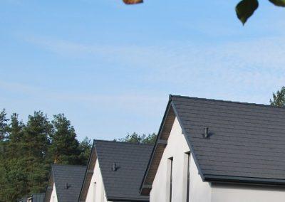 Domki szeregowe dachy Nexmar Dachówki