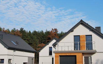 Osiedle domków z dachówką płaską Kapstadt ! Najnowsza inwestycja Nexmar  w Porosłach