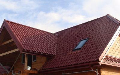Dachówka ceramiczna Futura Marki Creaton- dom w Markowym Wygonie