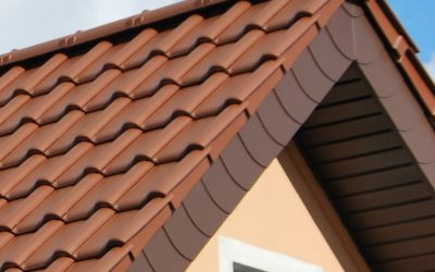 Dachówka ceramiczna Creaton Balance brązowa angoba- wymiana dachu w Choroszczy