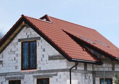 Nexmar Dachy - Dachówka Creaton Futura.