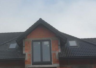 Dachy Rynny Elewacje-  Dachówka Braas w Nexmar