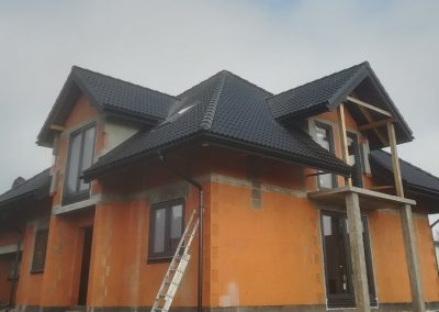 Braas Dachówka Bałtycka Nexmar Dachówki