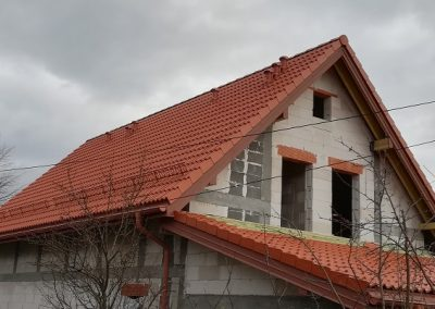 Nexmar Krycie dachów Dachówka Braas
