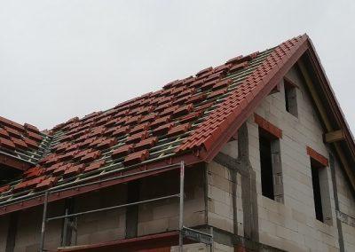 Dachówka ementowa Braas bałtycka