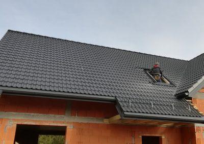 Braas Dachówka cementowa Romańska