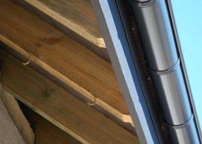 Wentylacja dachu okap - nexmar krycie dachów