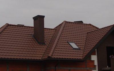 Creaton- dachówka ceramiczna Balance i dom w Izabelinie