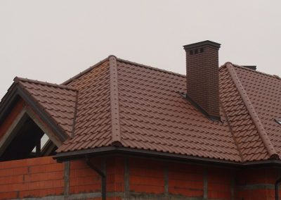 Nexmar dachy dachówka Creaton rynny KJG