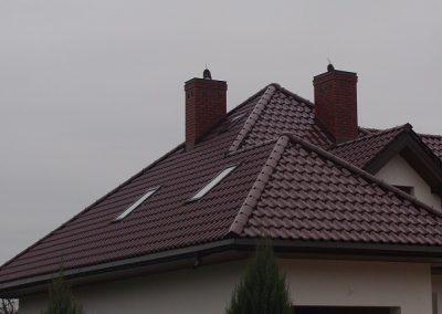Rynny stalowe 8017 Nexmar dachy i rynny