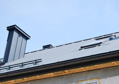 Dach z Panel Pruszyński PD 510 Nexmar