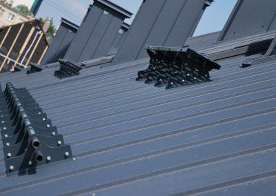 Płotki Rurowe Nexmar Panel dachowy PD510