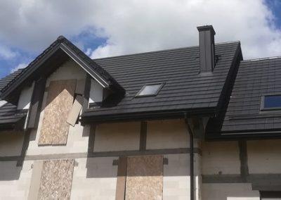 Dachy Nexmar rynny stalowe - skład budowlany