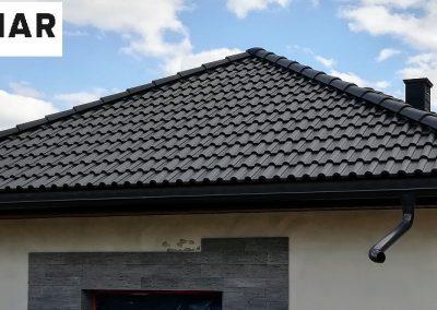 Heidelberg  dachówka cementowa Creaton- Nexmar dachy  Białystok