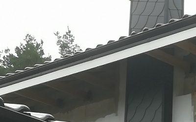CREATON TITANIA czarna glazura – dachówka  ceramiczna w realizacji Nexmar Dachy Białystok