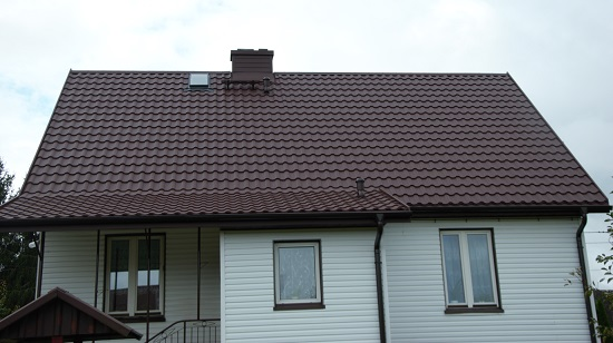 Remont dachu z Nexmar Choroszcz – Dach domu w Brończanch