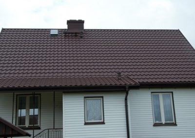 Dachy Białystok- krycie dachów , dachy, rynny stalowe Nexmar