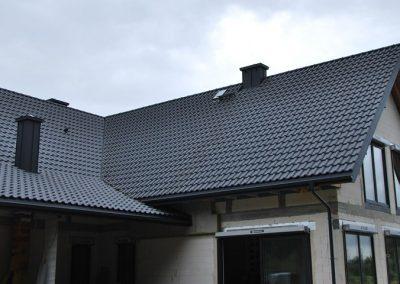 Nexmar dachy Białystok Dachówka Creaton Premion