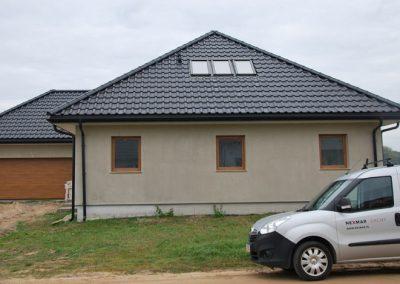Nexmar Dachy Białystok Dachówka Titania