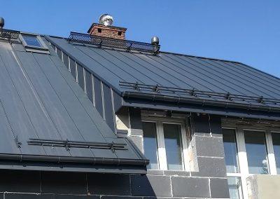 Ruukki Panel dachowy na rąbek Nexmar Olsztyn Dachy