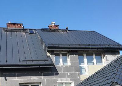 Ruukki Panel dachowy na rąbek