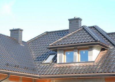 Nexmar Choroszcz Krycie Dachów- skład dachówek Cretaon- Titania