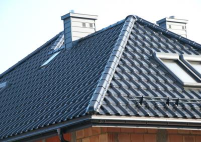 Nexmar Dach - akcesoria dachowe płotki śniegowe rurowe