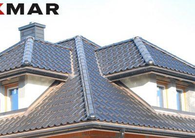 Nexmar Dachy Dachówka Ceramiczna Titania Creaton