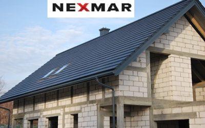 Nexmar Dachy Białystok- wykonanie kompletnego pokrycia dachowego z zastosowaniem dachówki Simpla