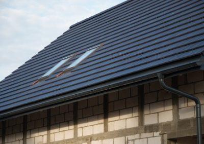 Nexmar Rynny okna dachowe Krycie dachów Dachówka Creaton