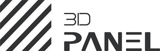 3d panel logo