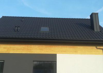 Dachówka Ceramiczna Roben Piemont Antracyt  Nexmar Krycie Dachów