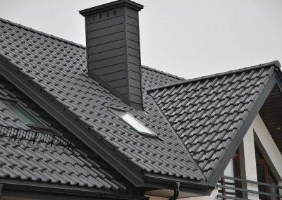 Nexmar Krycie Dachów Dachówka Titania.