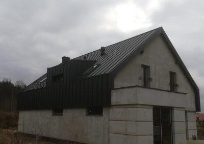 Krycie Dachów Białystok Nexmar - Blacha Ruukki Classic