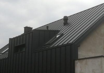 Krycie Dachów Białystok Nexmar - blacha  Ruukki