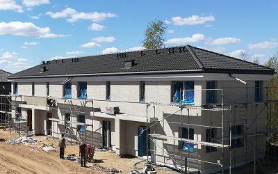 Nexmar Choroszcz i Realizacja Dachów na Osieldu Domy w Porosłach M Development!