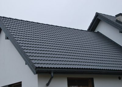 Dachówka Creaton krycie Dachów Białystok