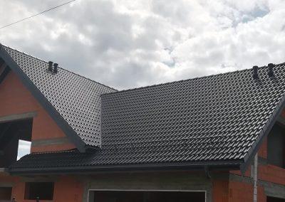 Nexmar Dachy Sprzedaż Dachów Krycie Dachów. Dachówka Braas