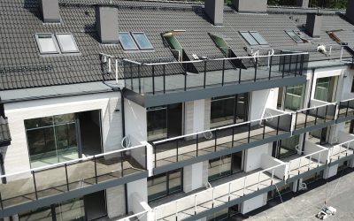 Dachy Nexmar Olsztyn – Bloki Mieszkalne w Ostródzie Braas Dachówka Celtycka