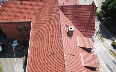 Dachy Nexmar Olsztyn – Dachówka Monza Plus Roben –  Wymiana Pokrycia Dachowego w Ostródzie