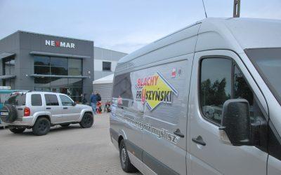 Nexmar Szkolenie Produktowe w Mobilnym Centrum Szkoleniowym Pruszyński